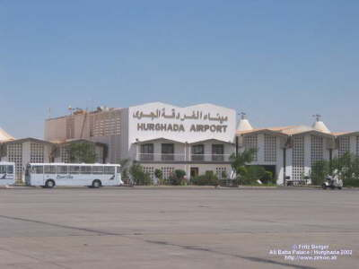 Đặt vé máy bay Hurghada
